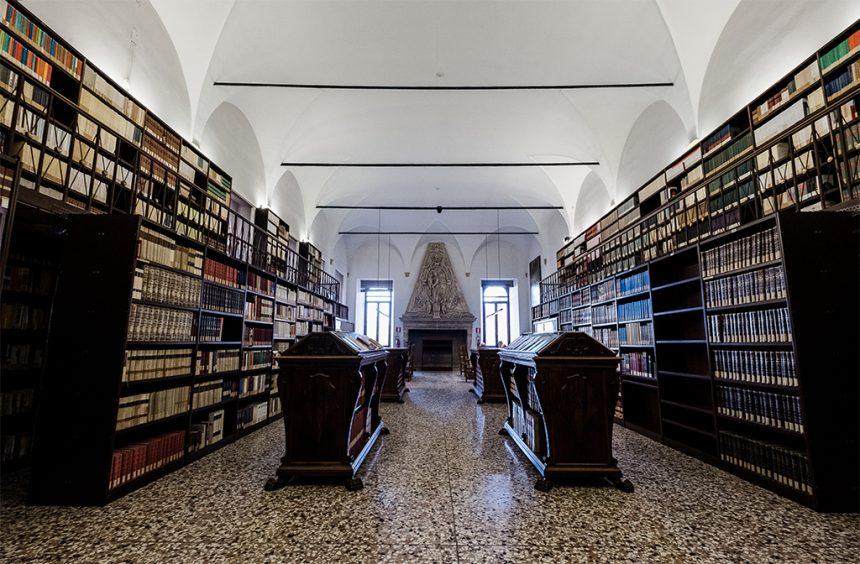 Riapertura Biblioteca